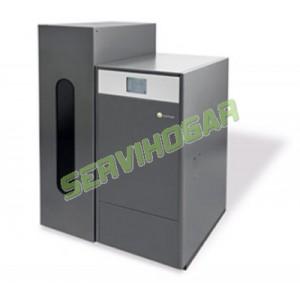 DOMUSA BIOCLASS 25 kW, PELLETS